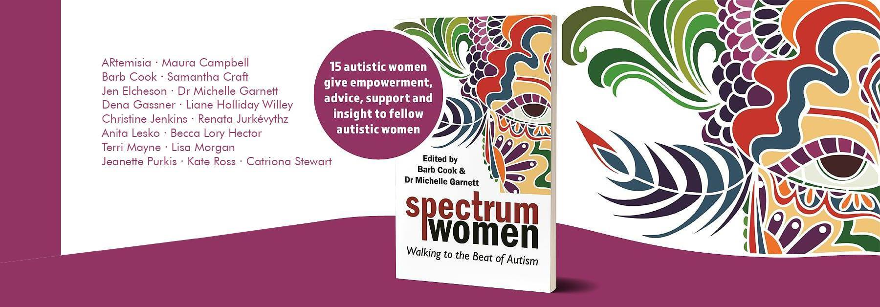 Spectrum Women book banner